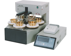ACO-T602 Automated 6 Positions Cleveland Open Cup Flash Point Tester