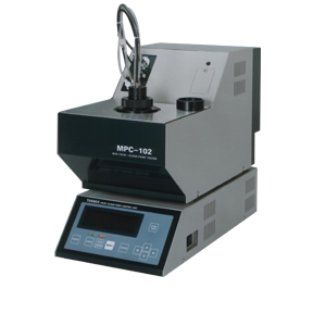 MPC-102A/102L Pour/Cloud Point Testers